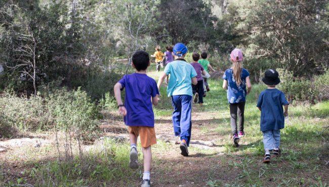 משחק האוצר של ישראל- משחק רגלי