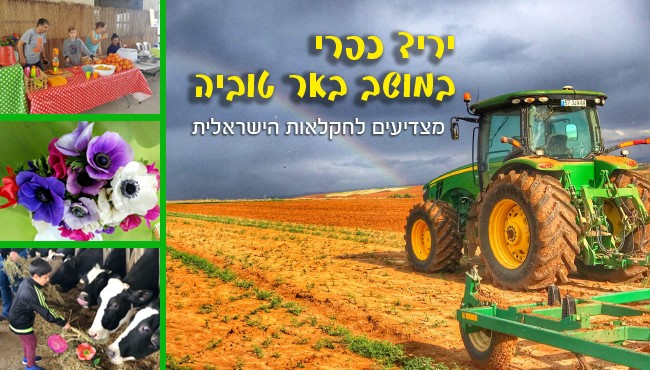 הפנינג חקלאות לכל המשפחה