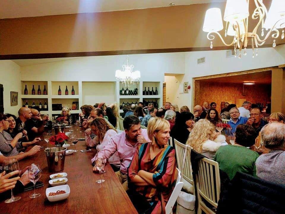 חוויה של יין ביקב מרשה – מושב זרחיה