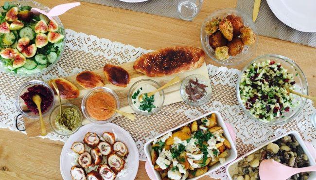 אריאלה אלוש – אוכל ביתי במושב שקף
